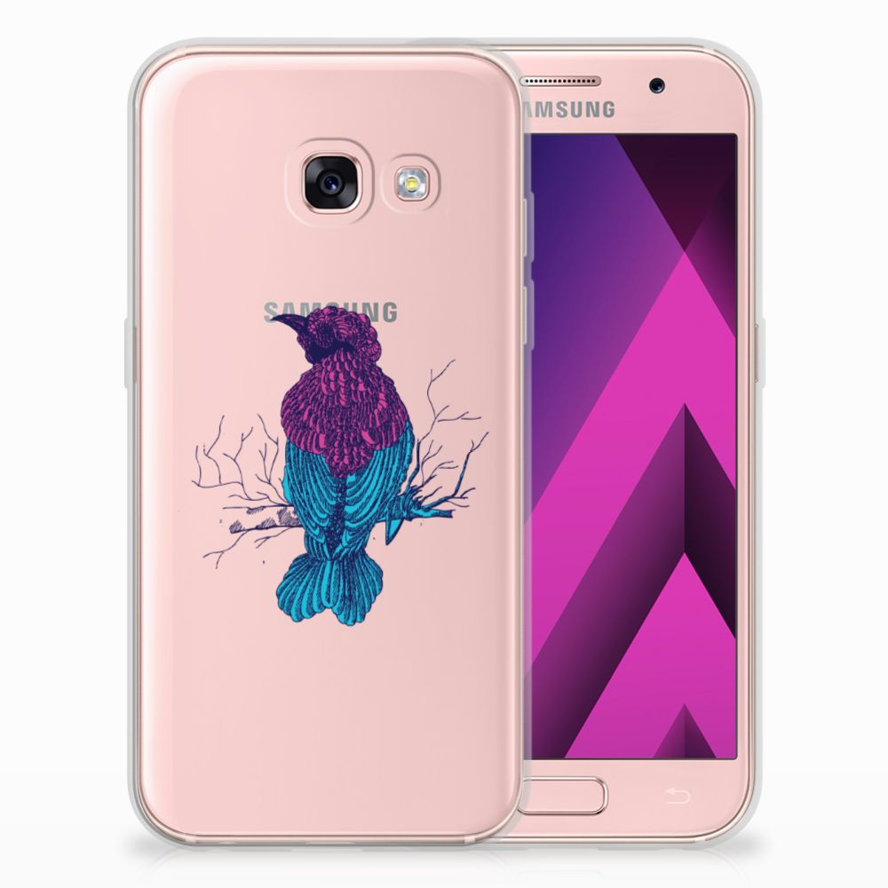 Samsung Galaxy A3 2017 Uniek TPU Hoesje Merel