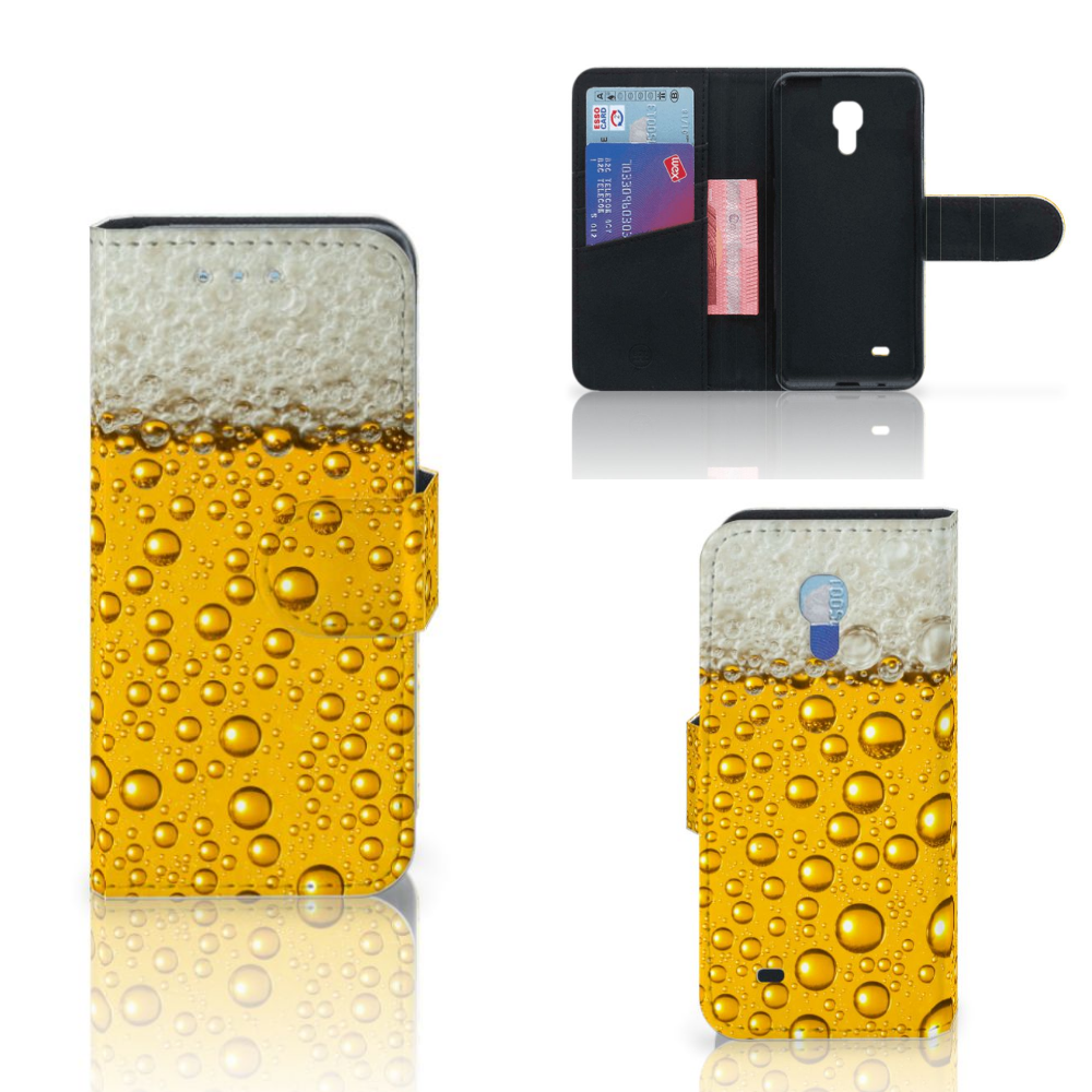 Samsung Galaxy S4 Mini i9190 Book Cover Bier