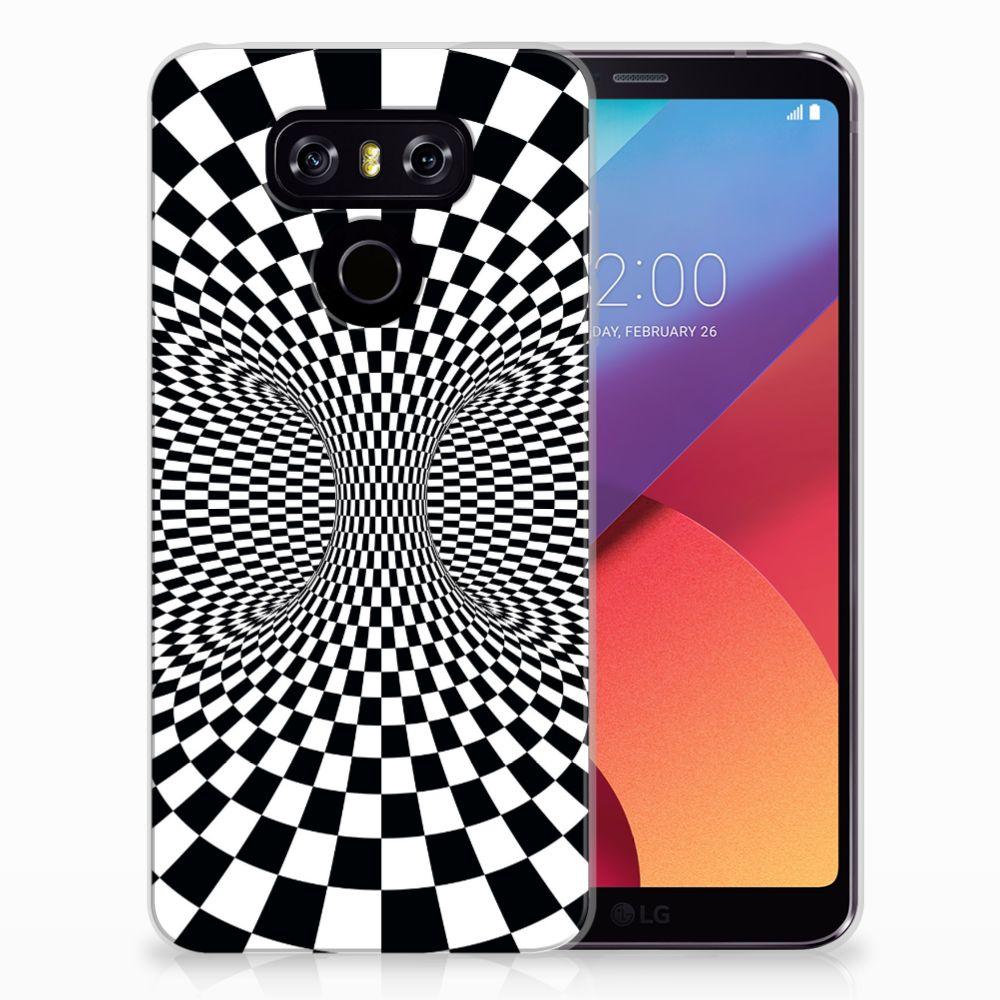 LG G6 TPU Hoesje Illusie