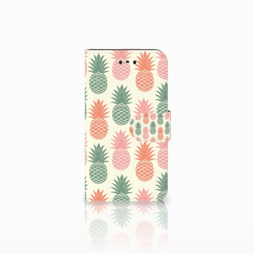 Nokia 1 Boekhoesje Design Ananas