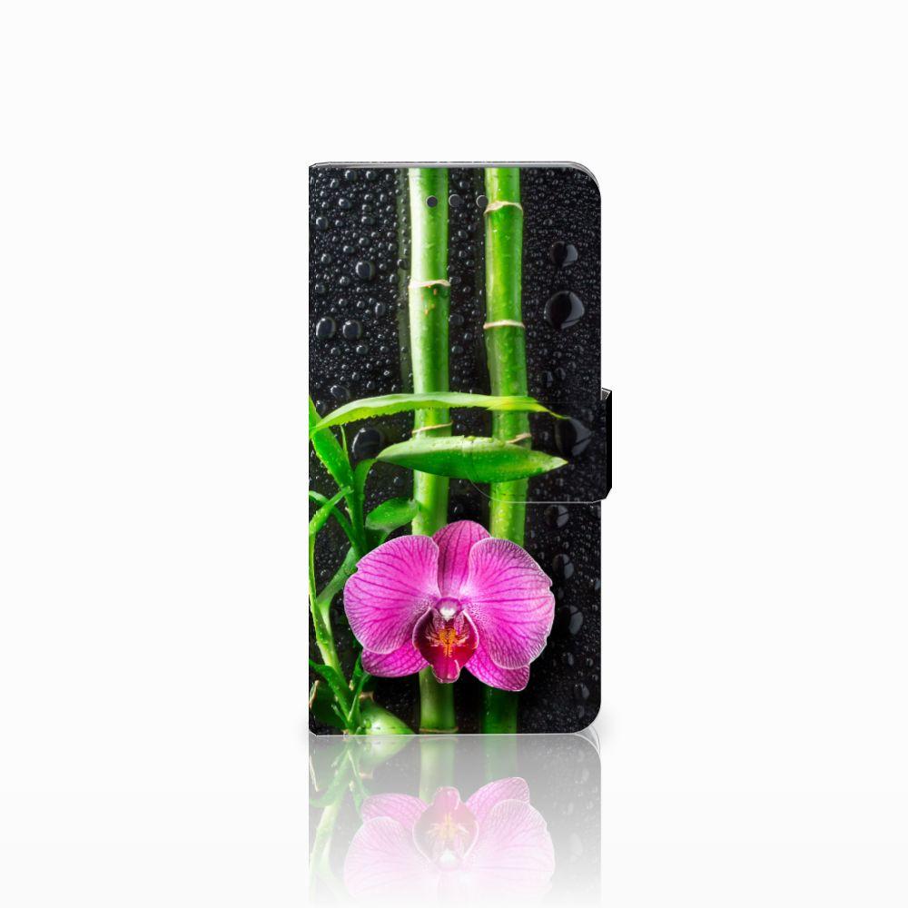 HTC U Play Boekhoesje Design Orchidee