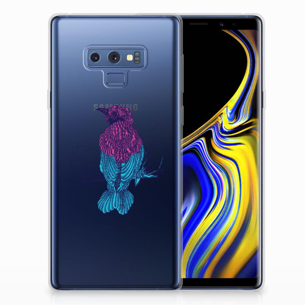 Samsung Galaxy Note 9 Telefoonhoesje met Naam Merel