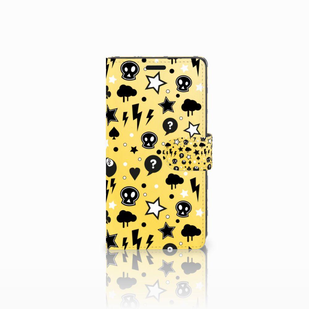 Telefoonhoesje met Naam Sony Xperia XZ | Sony Xperia XZs Punk Geel