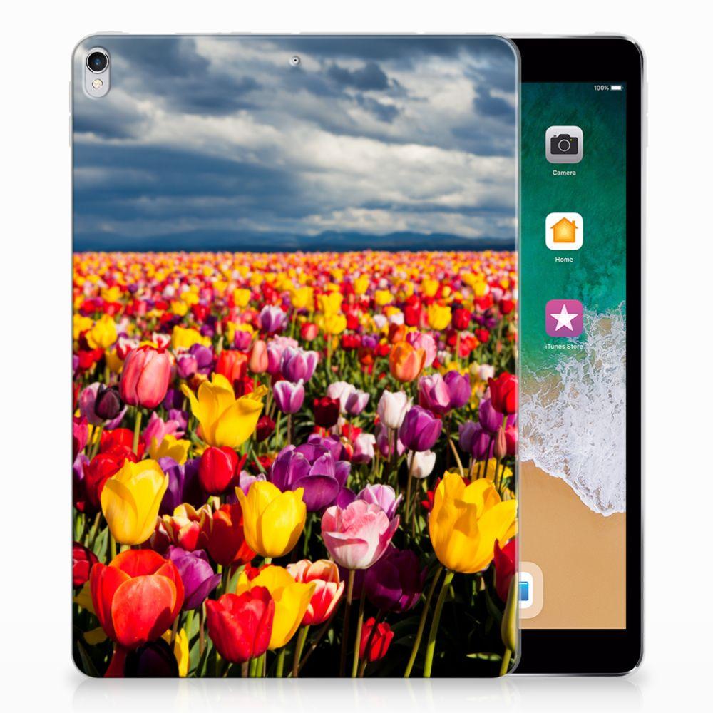 Apple iPad Pro 10.5 Uniek Tablethoesje Tulpen