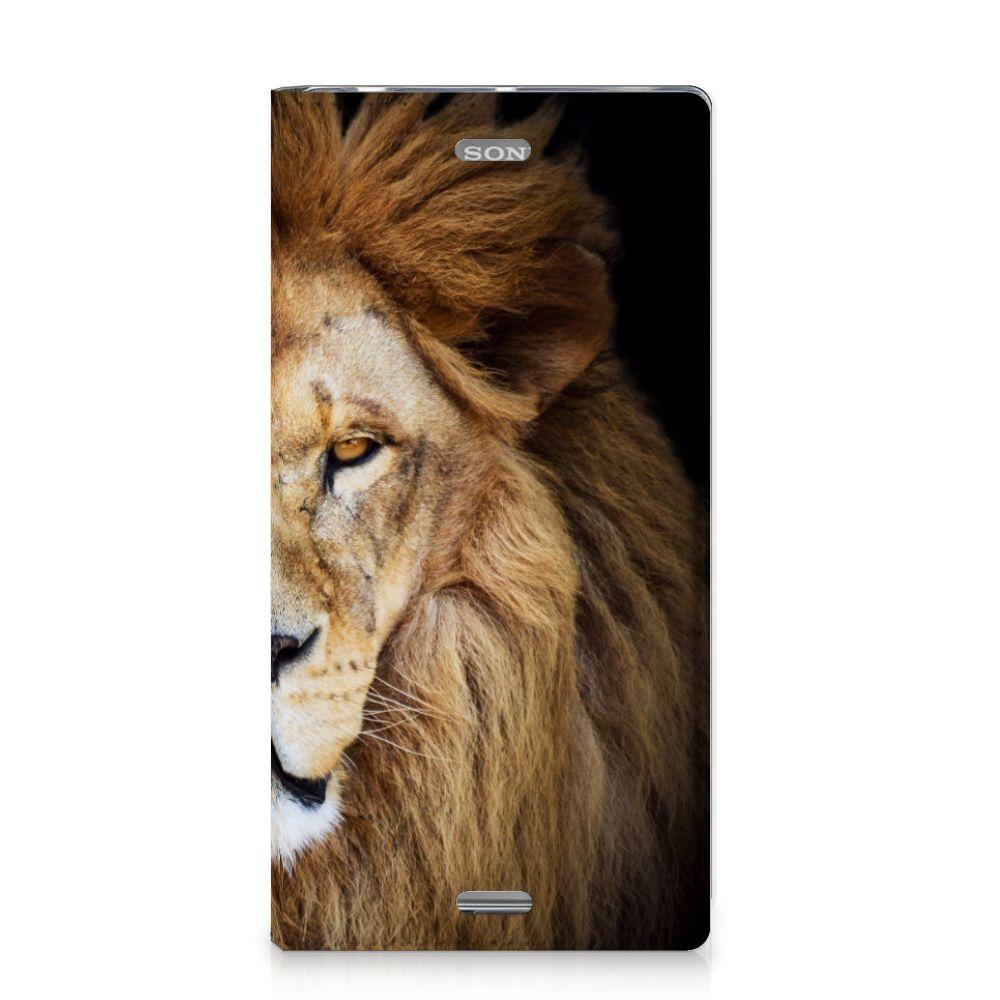 Sony Xperia XZ1 Hoesje maken Leeuw