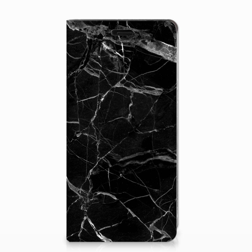 Nokia 8 Standcase Marmer Zwart
