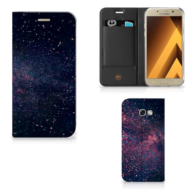 Samsung Galaxy A5 2017 Stand Case Stars
