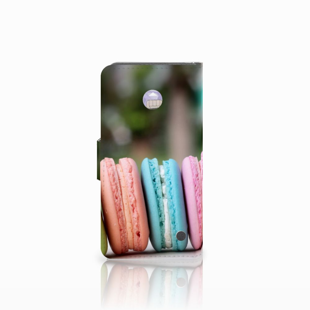 Nokia Lumia 630 Book Cover Macarons