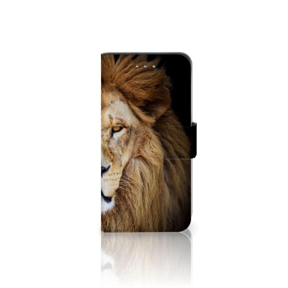 Samsung Galaxy S6 | S6 Duos Boekhoesje Design Leeuw