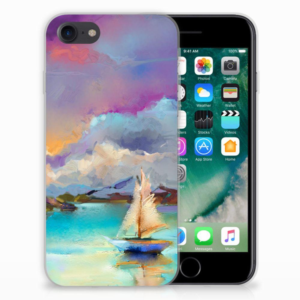 Hoesje maken Apple iPhone 7 | 8 Boat