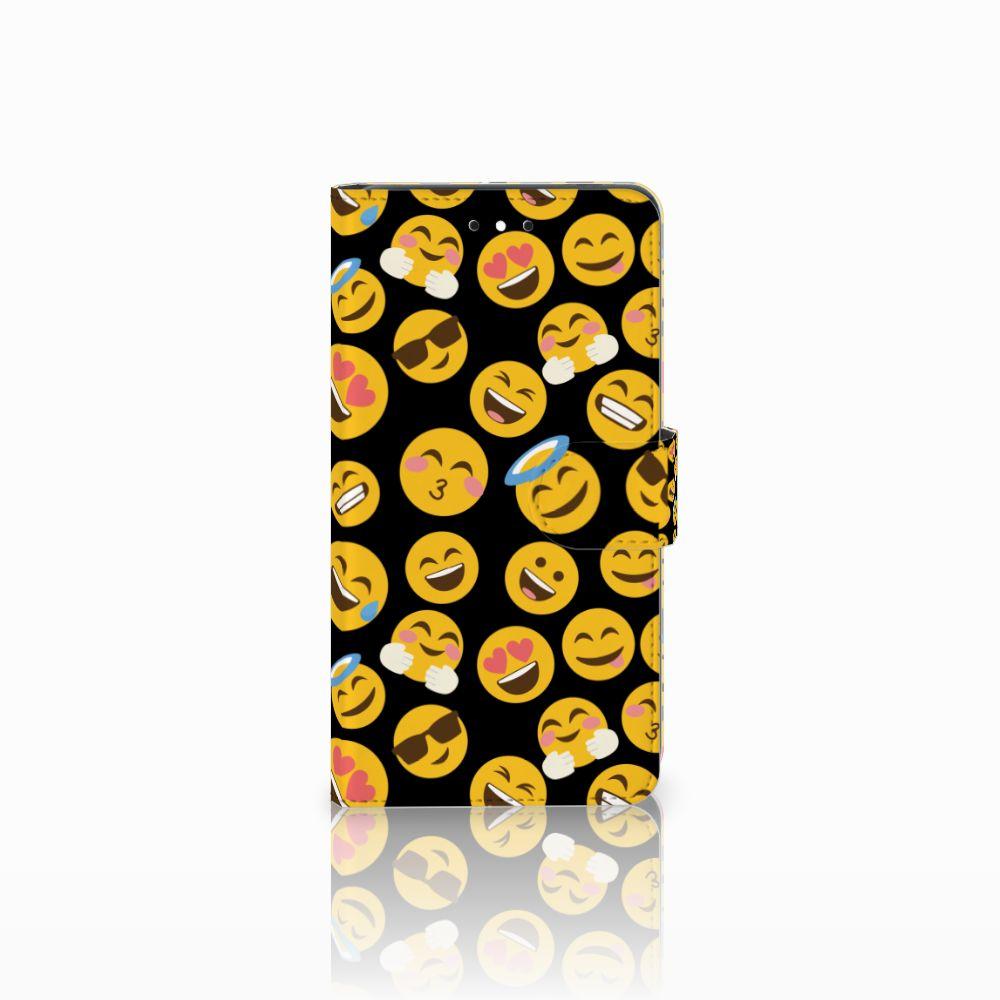 Nokia 2.1 (2018) Boekhoesje Design Emoji