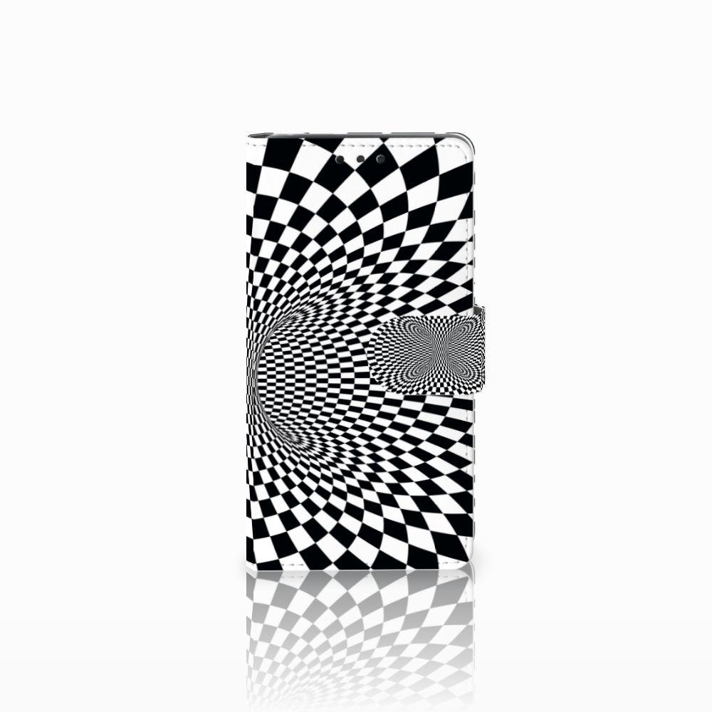 LG Bello 2 Bookcase Illusie