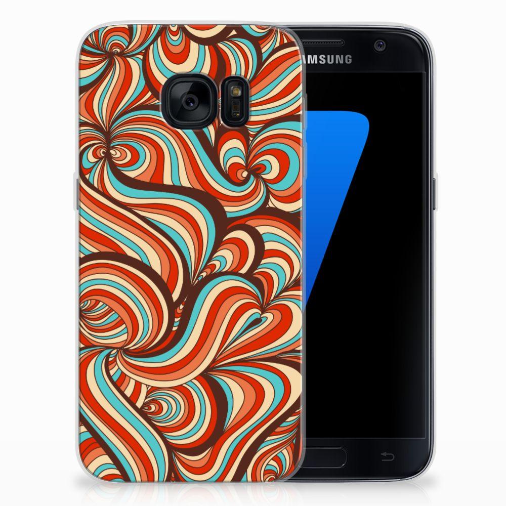 Samsung Galaxy S7 Hoesje maken Retro