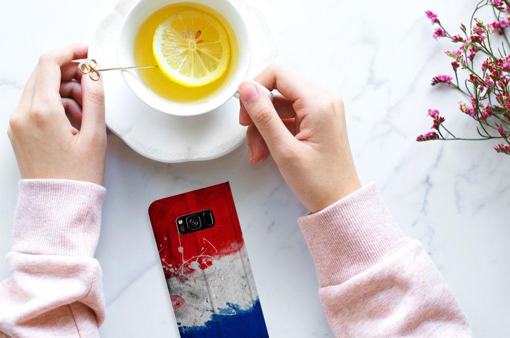 Samsung Galaxy S8 Standcase Nederland