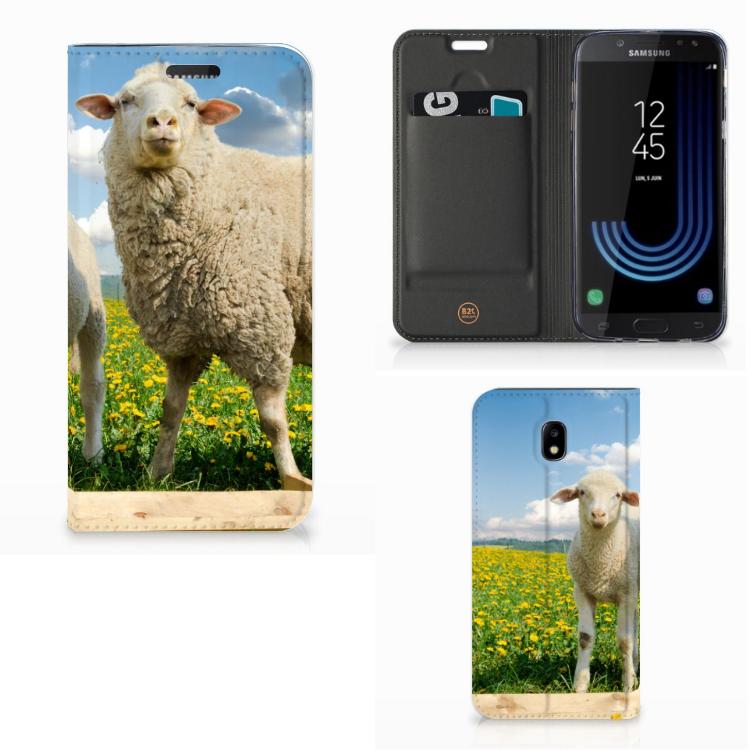 Samsung Galaxy J5 2017 Hoesje maken Schaap en Lammetje