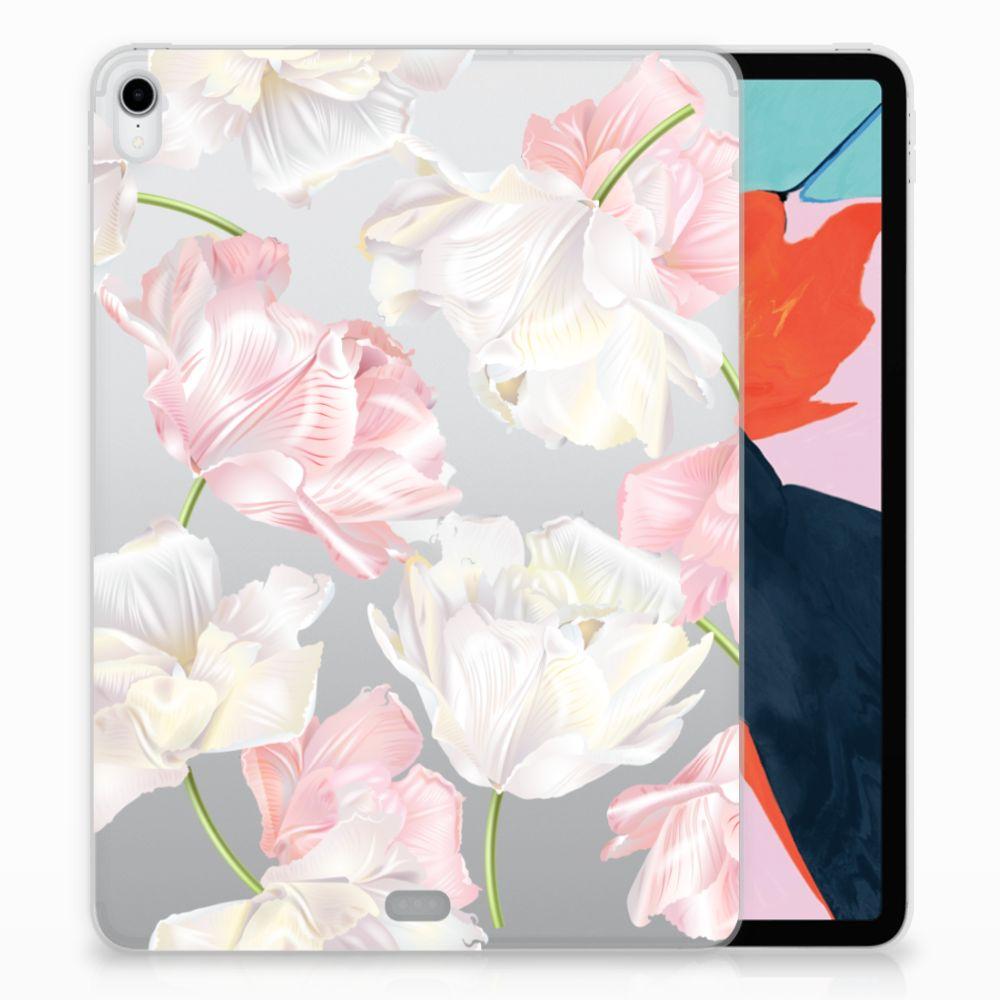 Apple iPad Pro 11 inch (2018) TPU Hoesje Design Lovely Flowers
