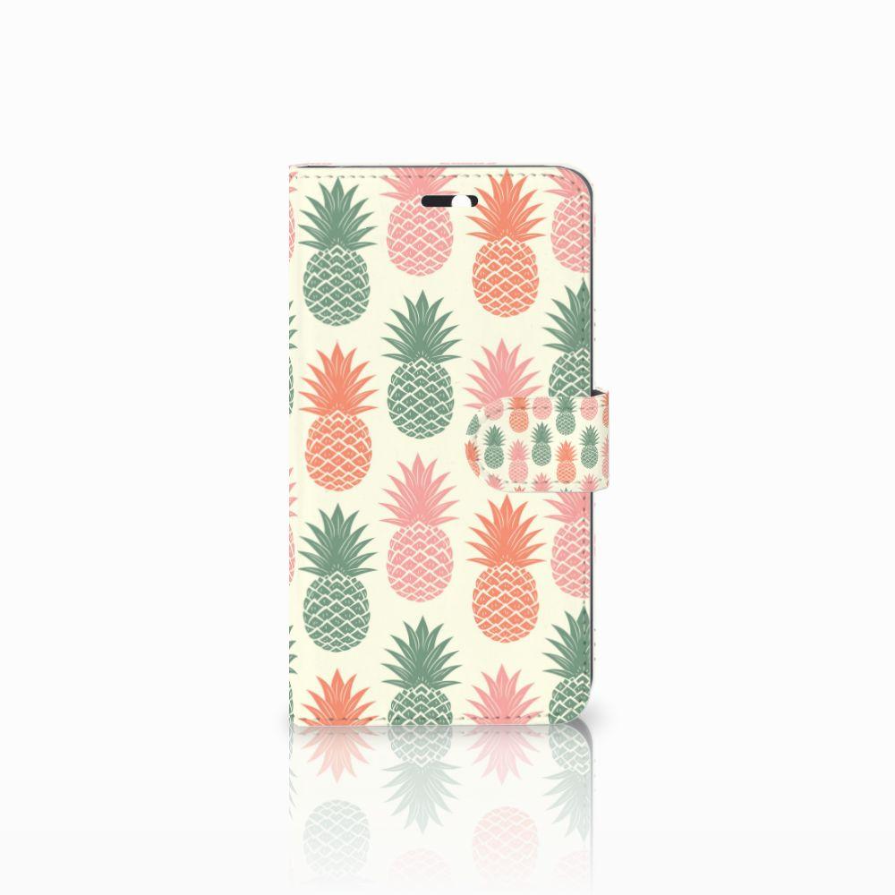Huawei Y6 II | Honor 5A Boekhoesje Design Ananas