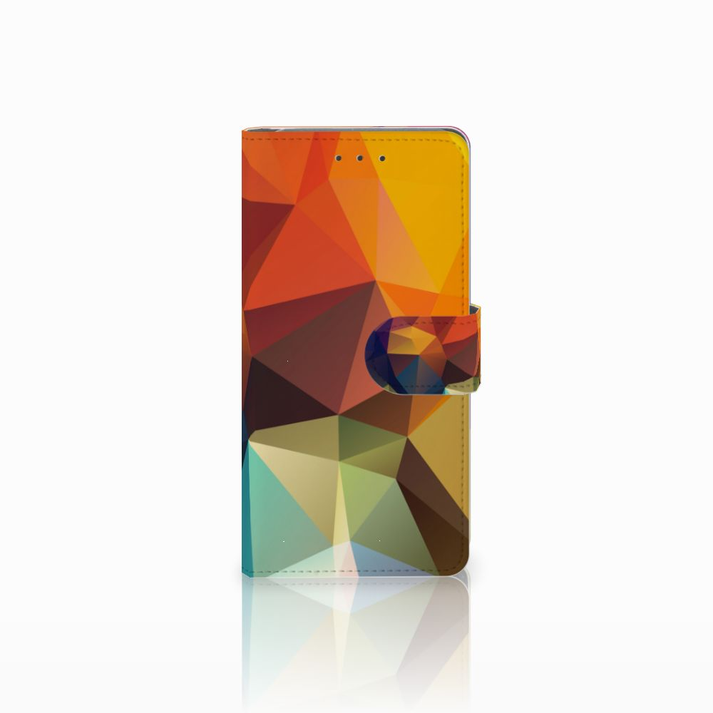 Samsung Galaxy Grand Prime | Grand Prime VE G531F Boekhoesje Design Polygon Color