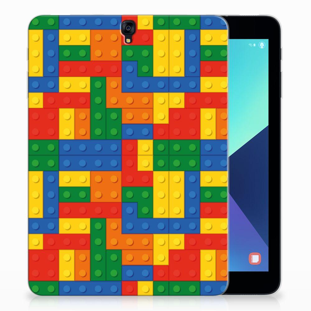 Samsung Galaxy Tab S3 9.7 Tablethoesje Design Blokken