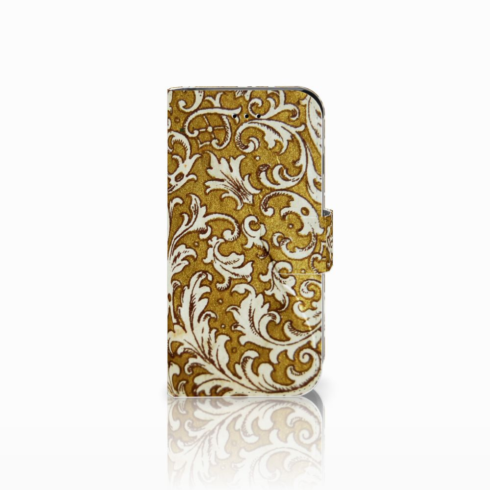 Wallet Case Apple iPhone 6 | 6s Barok Goud