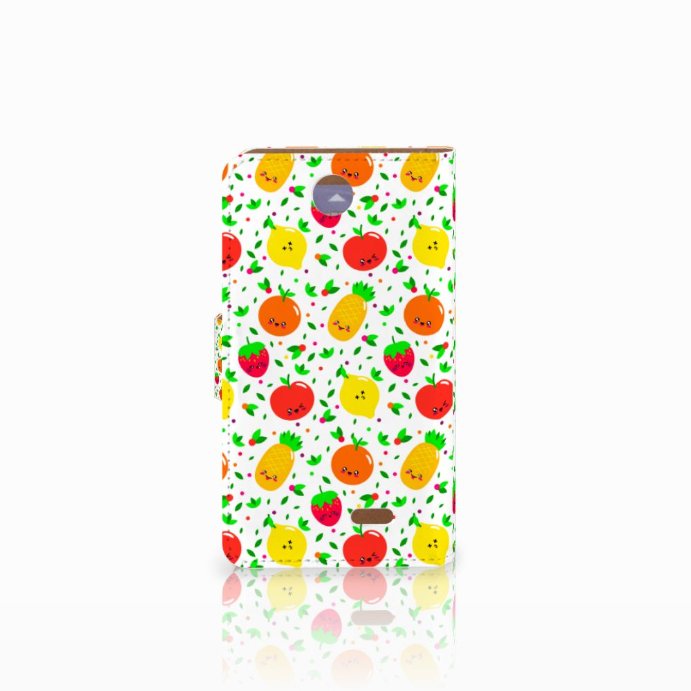HTC Desire 310 Book Cover Fruits