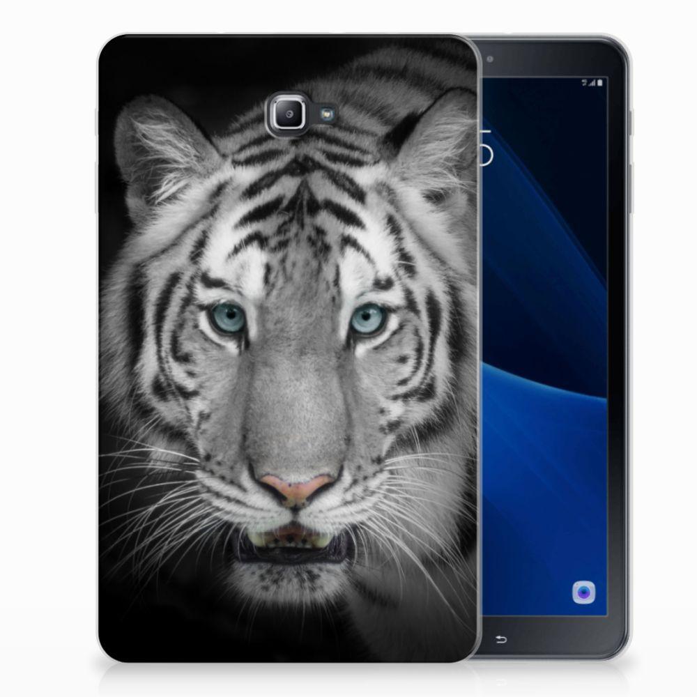 Samsung Galaxy Tab A 10.1 Uniek Tablethoesje Tijger