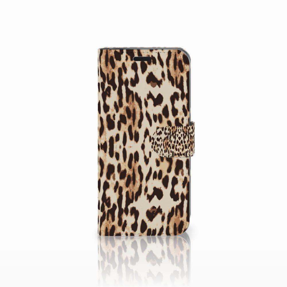 Acer Liquid Z630 | Z630s Uniek Boekhoesje Leopard