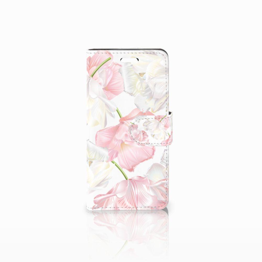 Acer Liquid Z330 Boekhoesje Design Lovely Flowers