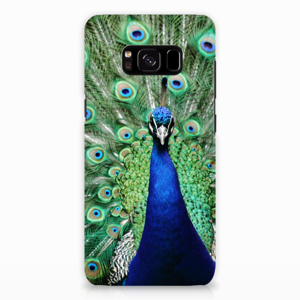 Samsung Galaxy S8 Hardcase Hoesje Design Pauw