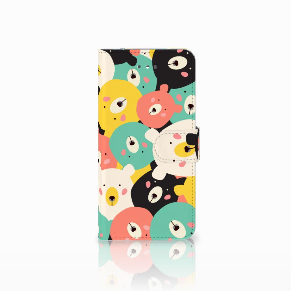 LG Nexus 5X Uniek Boekhoesje Bears