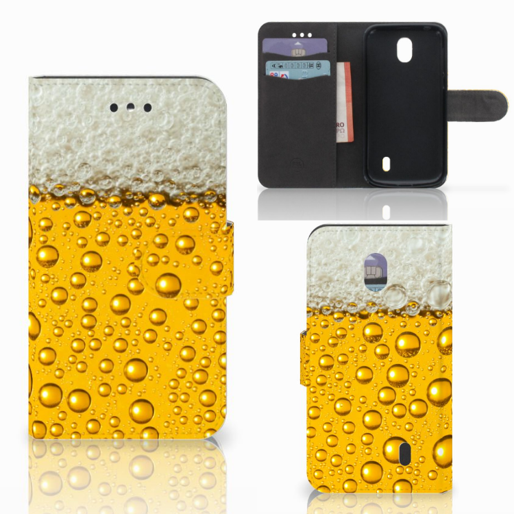 Nokia 1 Book Cover Bier