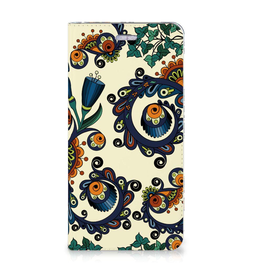Telefoon Hoesje Nokia 9 PureView Barok Flower