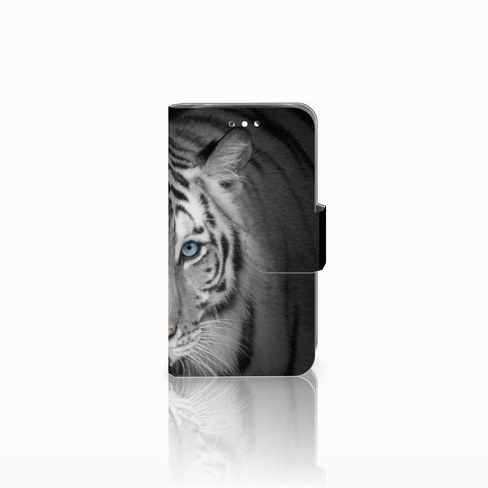 Huawei Y360 Uniek Boekhoesje Tijger