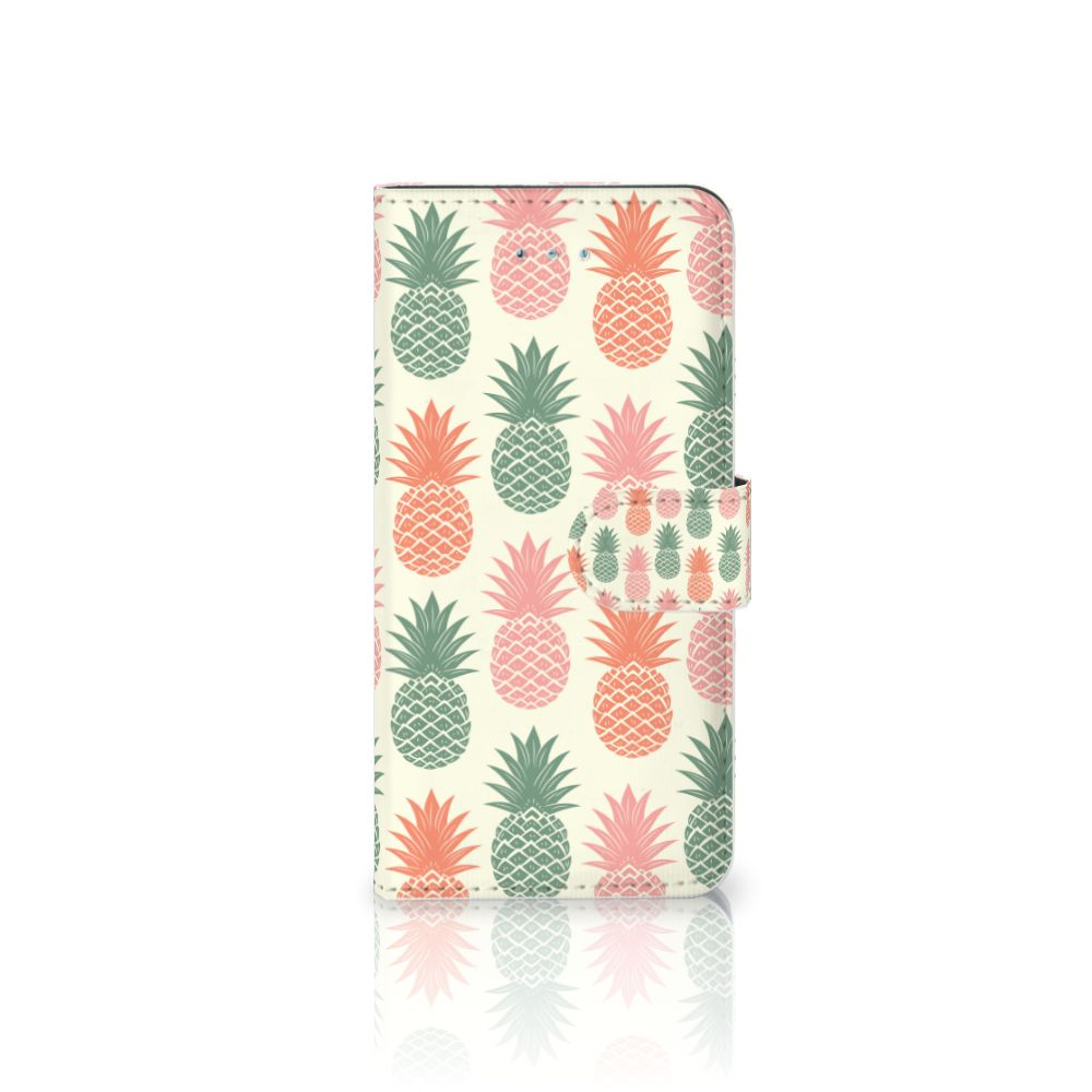 Honor 4A | Y6 Boekhoesje Design Ananas