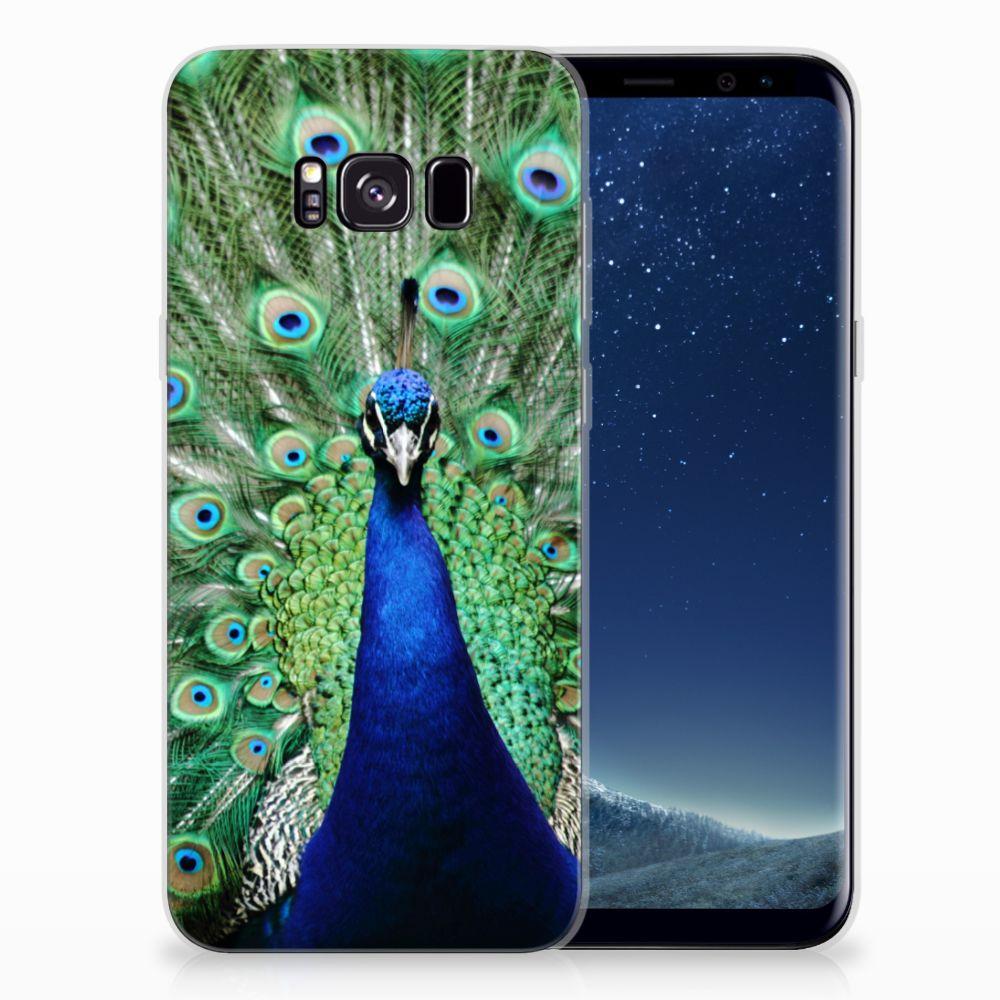 Samsung Galaxy S8 Plus TPU Hoesje Pauw