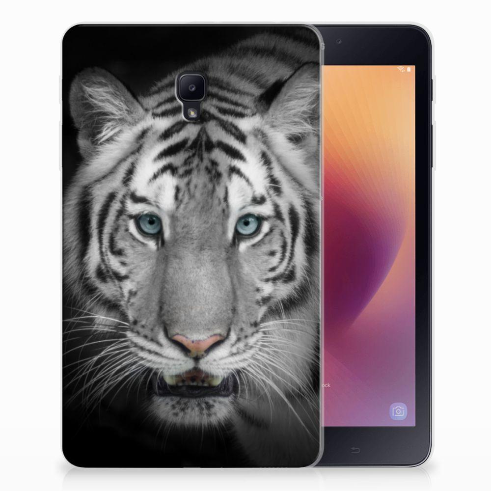 Samsung Galaxy Tab A 8.0 (2017) Uniek Tablethoesje Tijger