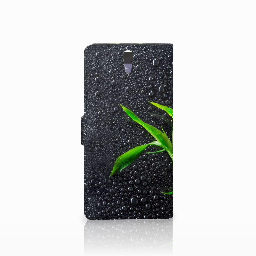 Sony Xperia C5 Ultra Hoesje Orchidee