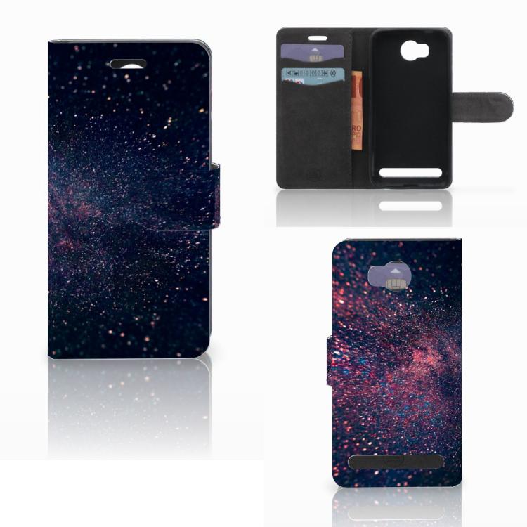 Huawei Y3 2 | Y3 II Bookcase Stars