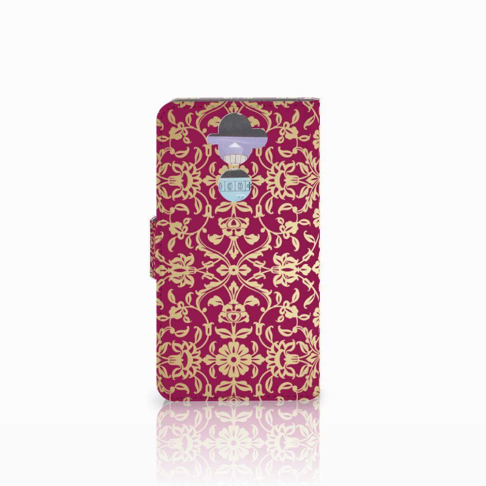 Wallet Case Nokia 8 Sirocco   Nokia 9 Barok Pink