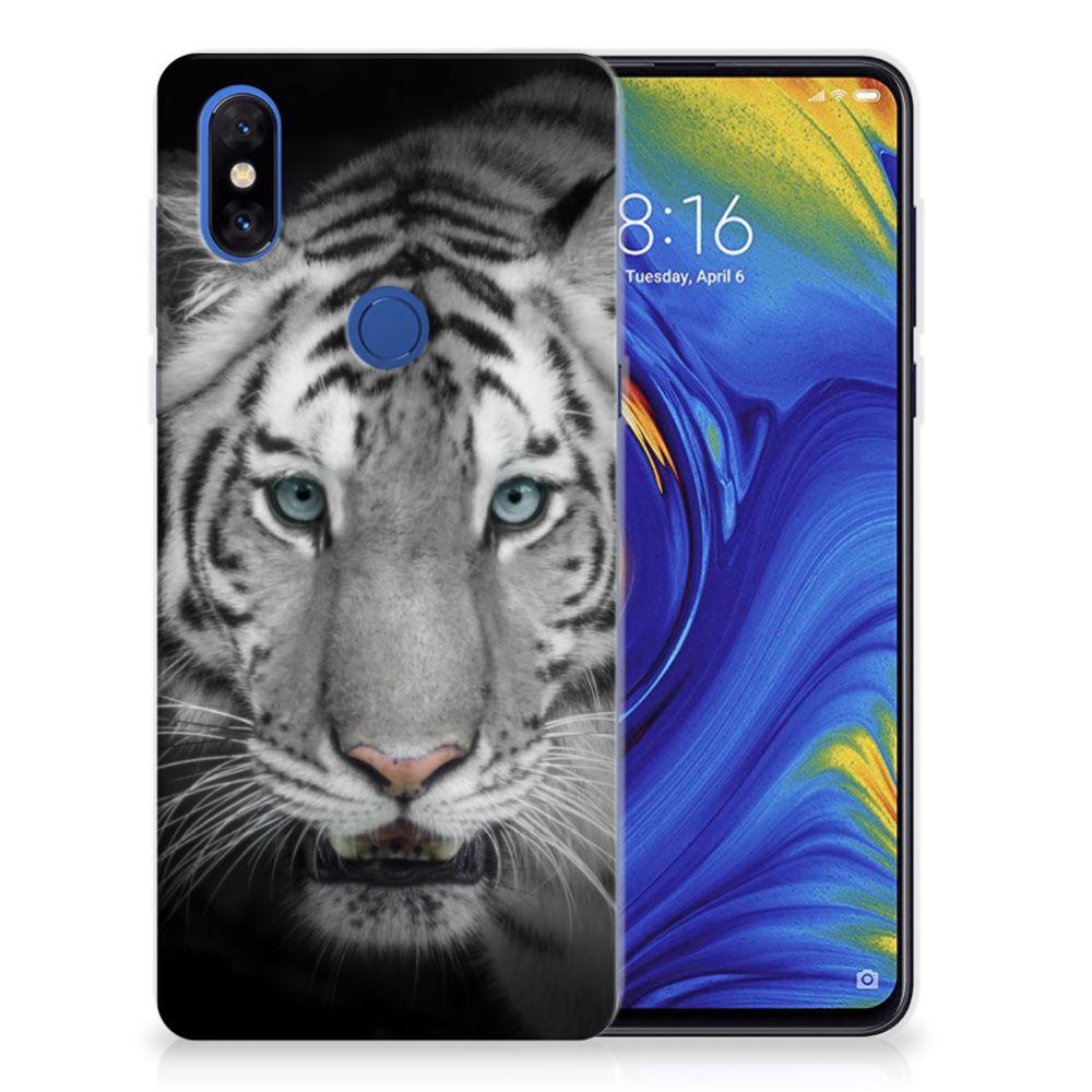 Xiaomi Mi Mix 3 TPU Hoesje Tijger