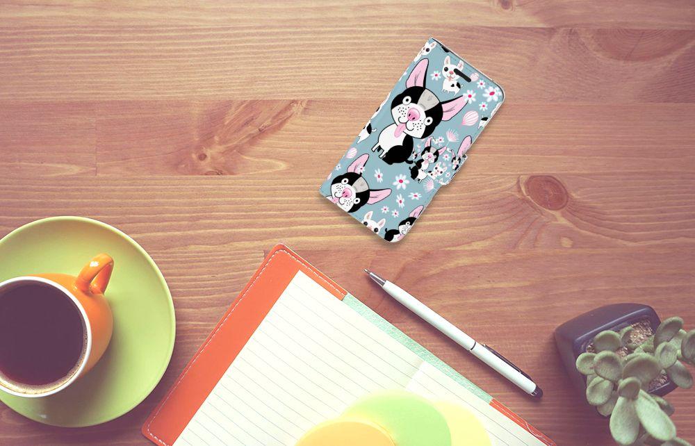 Acer Liquid Z530 | Z530s Telefoonhoesje met Pasjes Hondjes