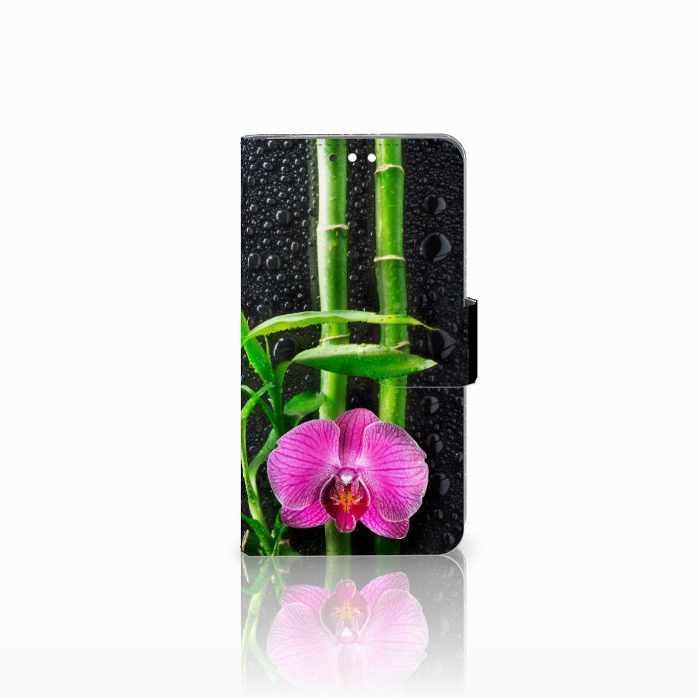 Nokia 8 Sirocco | Nokia 9 Boekhoesje Design Orchidee