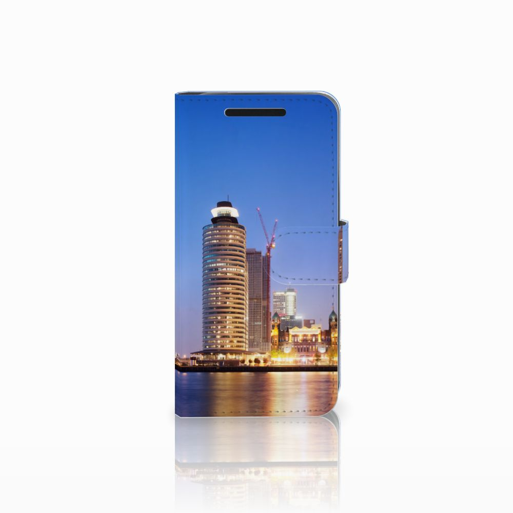 HTC One M9 Flip Cover Rotterdam