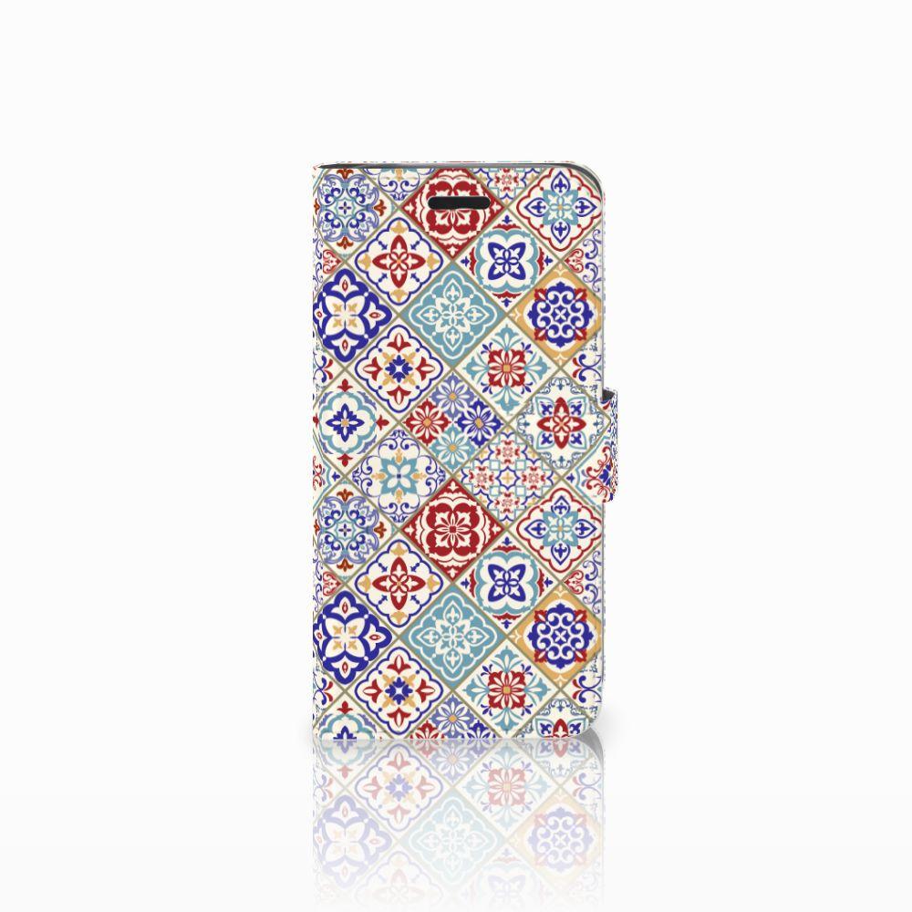 Acer Liquid Z530 | Z530s Uniek Boekhoesje Tiles Color
