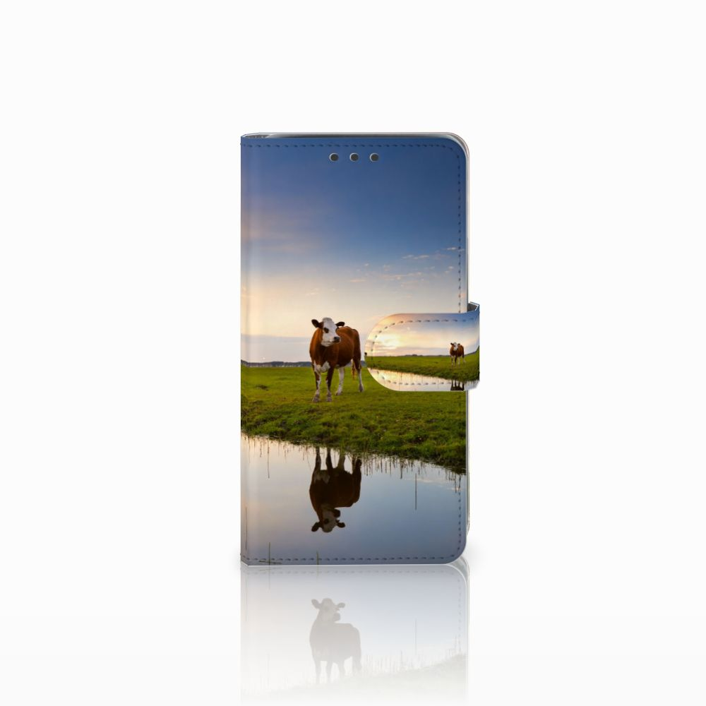 Samsung Galaxy J5 (2015) Boekhoesje Design Koe