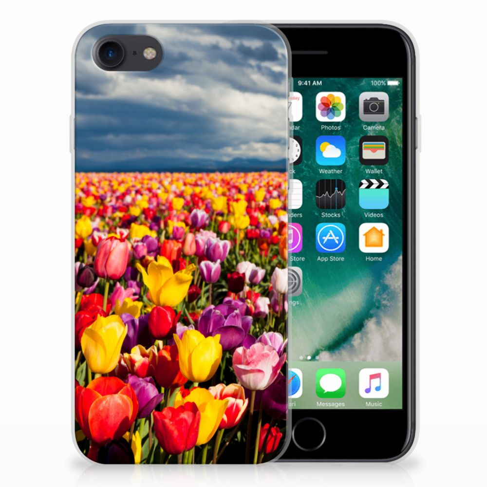 Apple iPhone 7 | 8 TPU Case Tulpen