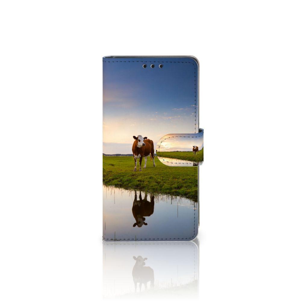 Sony Xperia Z5 | Z5 Dual Boekhoesje Design Koe