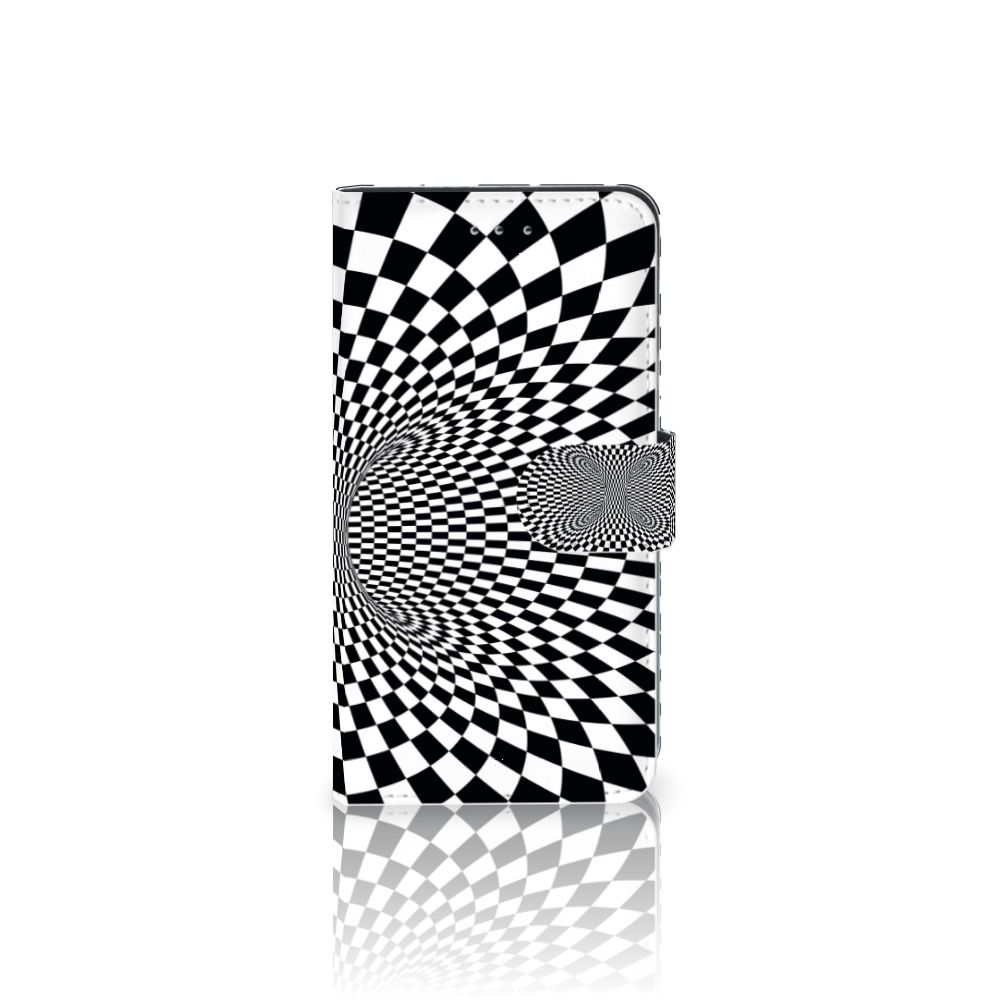 Samsung Galaxy J4 2018 Bookcase Illusie