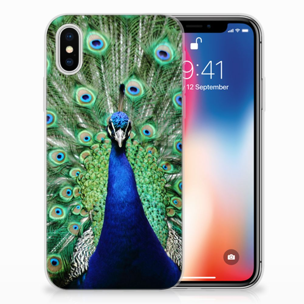 Apple iPhone X | Xs TPU Hoesje Pauw