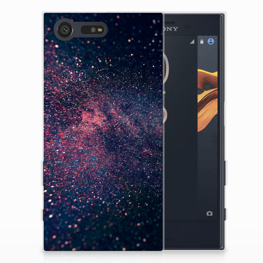 Sony Xperia X Compact TPU Hoesje Stars